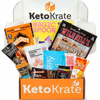 best keto subscription box keto krate