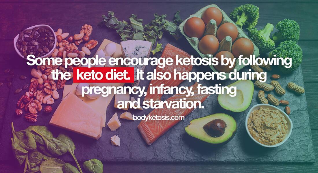 ketosis keto diet