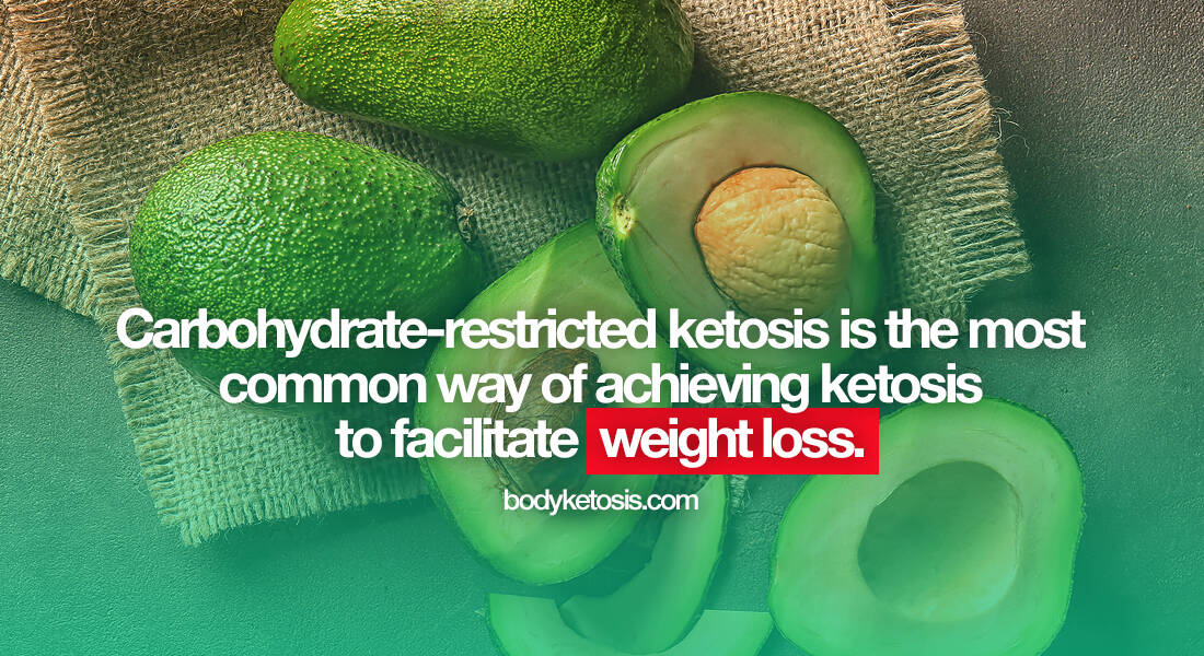 carbohydrate restricted ketosis
