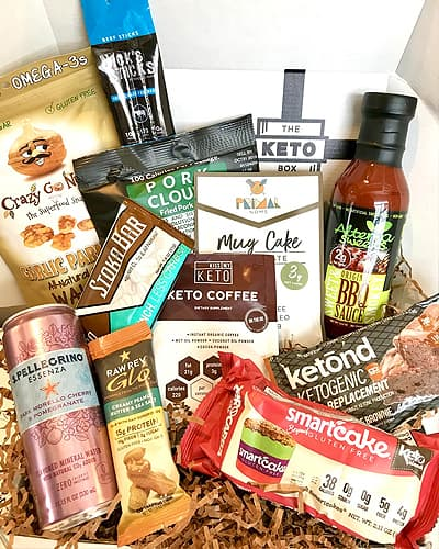 the keto box subcription box